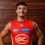 Gold Coast Suns, Izak Rankine