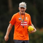 Alan McConnell, GWS Giants