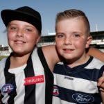 Collingwood, Geelong Cats