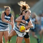 Collingwood, Geelong Cats, Georgie Rankin, Sarah Dargan