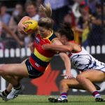 Adelaide Crows, Libby Birch, Maisie Nankivell, Western Bulldogs