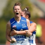 Brittany Gibson, Emma Kearney, North Melbourne