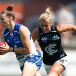 Brittany Gibson, North Melbourne