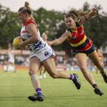 Adelaide Crows, Anne Hatchard, Hannah Scott, Western Bulldogs