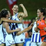 Kate Gillespie-Jones, North Melbourne