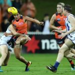 GWS Giants, Hansen Zrieka