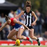 Collingwood, Harriet Cordner, Melbourne, Stephanie Chiocci