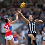 Collingwood, Harriet Cordner, Melbourne, Sharni Layton