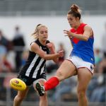 Collingwood, Lauren Pearce, Melbourne, Mikala Cann