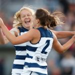 Danielle Orr, Geelong Cats, Phoebe McWilliams