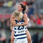Geelong Cats, Julia Crockett-Grills, Phoebe McWilliams