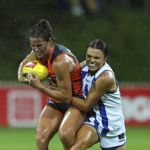 GWS Giants, Jenna Bruton, Nicola Barr, North Melbourne