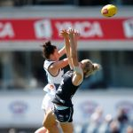 Adelaide Crows, Carlton, Eloise Jones, Jess Hosking