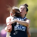 Adelaide Crows, Carlton, Chloe Dalton, Eloise Jones