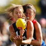 Collingwood, Kate Hore, Melbourne, Ruby Schleicher