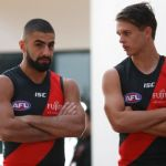 Adam Saad, Essendon, Jordan Houlahan