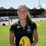 Collingwood, Sarah Rowe