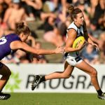 Collingwood, Ebony Antonio, Fremantle, Stephanie Chiocci
