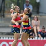 Adelaide Crows, Ebony Marinoff, Erin Phillips