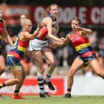 Adelaide Crows, Anne Hatchard, Erin Hoare, Erin Phillips, Geelong Cats