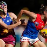 Brisbane Lions, Karen Paxman, Melbourne, Tori Groves-Little