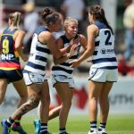 Danielle Orr, Geelong Cats, Mia-Rae Clifford, Olivia Purcell