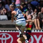 Adelaide Crows, Anna Teague, Deni Varnhagen, Geelong Cats