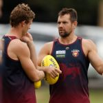 Luke Hodge, Ryan Lester