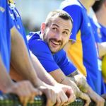Chris Masten, West Coast Eagles