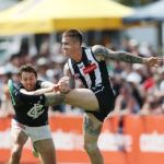 Dale Thomas, Dayne Beams