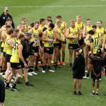 AFL 2019 Training - Richmond 040419