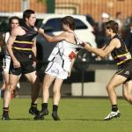NAB League Boys Rd 3 - Murray Bushrangers v GWV Rebels