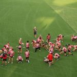 AFL 2019 Training - Sydney 100419