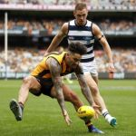 Chad Wingard, Joel Selwood