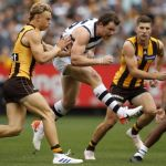 James Worpel, Patrick Dangerfield