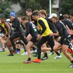 AFL 2019 Training - Collingwood 080519