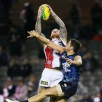 Carlton Blues, Jacob Weitering, St.Kilda Saints, Tim Membrey