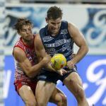 Dane Rampe, Tom Hawkins