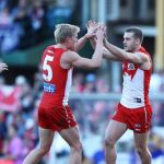 Isaac Heeney, Tom Papley