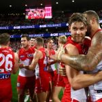 Dane Rampe, Lance Franklin