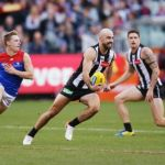 Collingwood Magpies, Steele Sidebottom