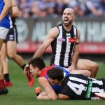 Collingwood Magpies, Jake Lever, Melbourne, Steele Sidebottom