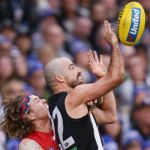 Collingwood Magpies, Jayden Hunt, Melbourne, Steele Sidebottom