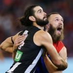 Brodie Grundy, Collingwood Magpies, Max Gawn, Melbourne