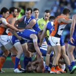 GWS Giants, North Melbourne