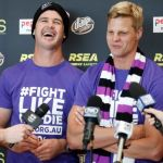 Jonathan Brown, Nick Riewoldt
