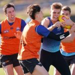 AFL 2019 Training - North Melbourne 260619