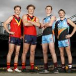Jackson Mead, Mitchell O'Neill, Tom Green, Will Gould