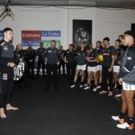 Darcy Moore, Isaac Quaynor