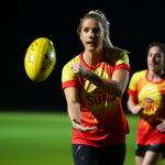 AFLW 2019 Training - Gold Coast 110719